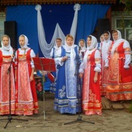 Православный сельский праздник